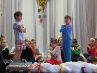 Skaityti daugiau: Adventinis Santarvės mokinių spektaklis