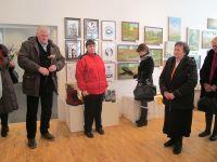 Skaityti daugiau: Zarasų rajono liaudies meno parodoje