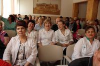 Skaityti daugiau: Sveikinimai slaugytojoms ir buhalterijos darbuotojoms